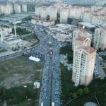 Başakşehir'de 16 bin kişi iftar sofrasında buluştu