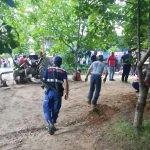 Kullandığı traktörün altında kalan çiftçi öldü