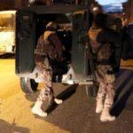 Erzurum'da sahur vakti terör operasyonu
