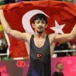 Kerem Kamal'dan altın madalya