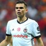 Pepe'den Beşiktaş'a duygusal veda