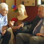 Ulusoy'dan Boutaris'e 'geçmiş olsun' ziyareti