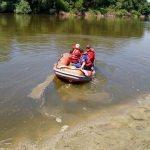 Meriç Nehri'nde kaybolan anne ve 2 çocuğu aranıyor
