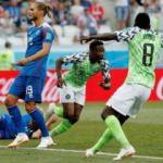 Nijerya'da Ahmed Musa coştu! İzlanda yıkıldı
