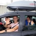 Yurt dışında yaşayan Türklerin memleket yolculuğu