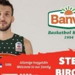 Banvit, Stefan Bircevic ile anlaştı
