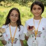 Ortaokul öğrencilerine doğa ve bilim eğitimi