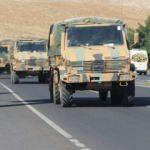 Şanlıurfa'dan sınıra askeri sevkıyat