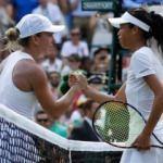 Wimbledon'da sürpriz! Dünya 1 numarası veda etti