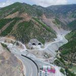 Yeni Zigana Tüneli'nin yapımı yarılandı