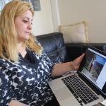 Eski eşinin çocuklarını 3 yıldır göstermediği iddiası