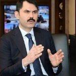 İnşaat sektörü Murat Kurum'u sevinçle karşıladı