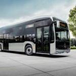 Mercedes- Benz elektrikli otobüsüyle sahne aldı!