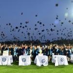 ESOGÜ'de mezuniyet coşkusu