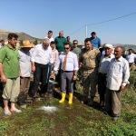 Alibeyoğlu'nun girişimleriyle köyün su sıkıntısı giderildi