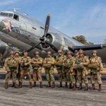 2. Dünya Savaşı'ndan kalma uçak yere çakıldı!