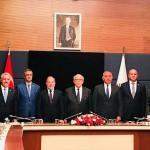 Nabi Avcı AGİTPA Türk Grubu Başkanlığına seçildi