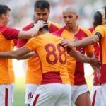 Muğdat yıldızlaştı Galatasaray fark attı!
