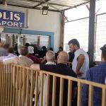 Suriyeli hacı adayları Kilis'te