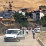 Şırnak'ta gerginliğe jandarmadan müdahale