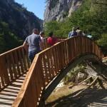 Horma Kanyonu'na yürüyüş yolu yapılacak