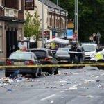 İngiltere'de silahlı saldırı:Çok sayıda yaralı var