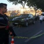 Polis dur ihtarını uymayan araca ateş açtı