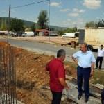 Akşehir Belediyesinden kırsal mahallelere yatırım