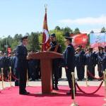 Kütahya Hava Er Eğitim Tugay Komutanlığında devir teslim