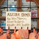 """Kilis'te """"askıda ekmek"""" kampanyası"""