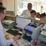 Öğrencilerden Mehmetçik Vakfına bağış