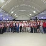 Havza Belediyespor'da birlik ve dayanışma toplantısı