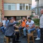 Belediye Başkanı Akın, vatandaşlarla buluştu