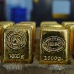Gram altın bu hafta yüzde 8,4 geriledi