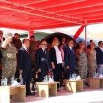 Hakkari'de devir teslim törenleri düzenlendi