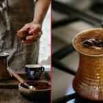 Türk kahvesinin tadındaki sertlik nasıl alınır?
