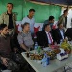 Gaziantep Vali Yardımcısı Esmer Bab'da Kurban Bayramı'nı kutladı