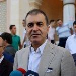 AK Parti Sözcüsü Çelik Adana'da