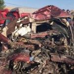 Katliam gibi kaza: Bir aile daha yok oldu