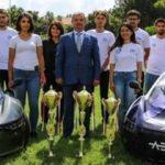 Öğrencilerin  'yerli ve milli otomobil' rüyası
