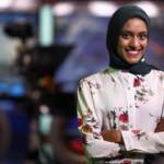 ABD'nin ilk başörtülü spikeri  Tahera Rahman oldu