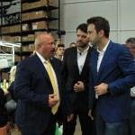 Reeder, Samsun'da fabrika açtı