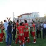 Van Büyükşehir Belediyesi futbol turnuvası sona erdi