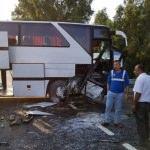 Muğla'da tarafik kazası: 5 yaralı