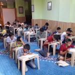 Baskil'de yaz Kur'an kursları sona erdi