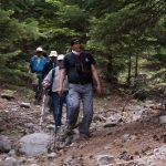 Seydişehirli dağcılar Zafer Yürüyüşü yaptı