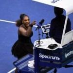 Dev finalde Serena çıldırdı! 'Hırsızsın'