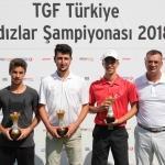 Golf: 2018 TGF Yerel Yıldızlar Şampiyonası