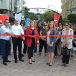 """Kırklareli'de """"Halk Sağlığı Sokağı"""" açıldı"""