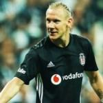 Beşiktaş'a Vida'dan müjdeli haber!